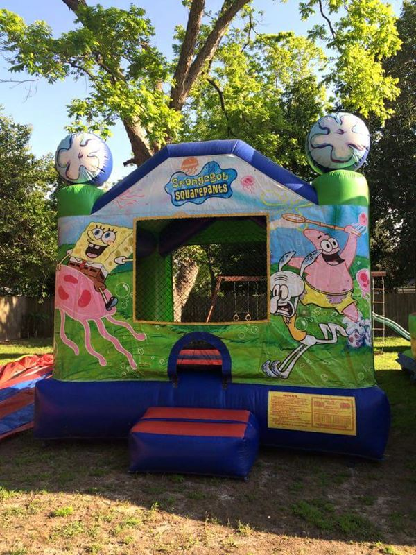 Fantastic Funtime Bounce Houses Thomasville Valdosta Party Bounce Houses Interior Design Ideas Tzicisoteloinfo